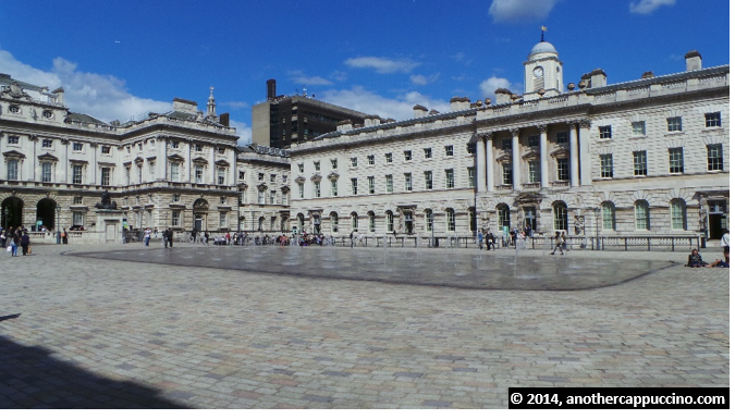 Courtauld Gallery square