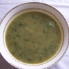 broccoli and coriander soup