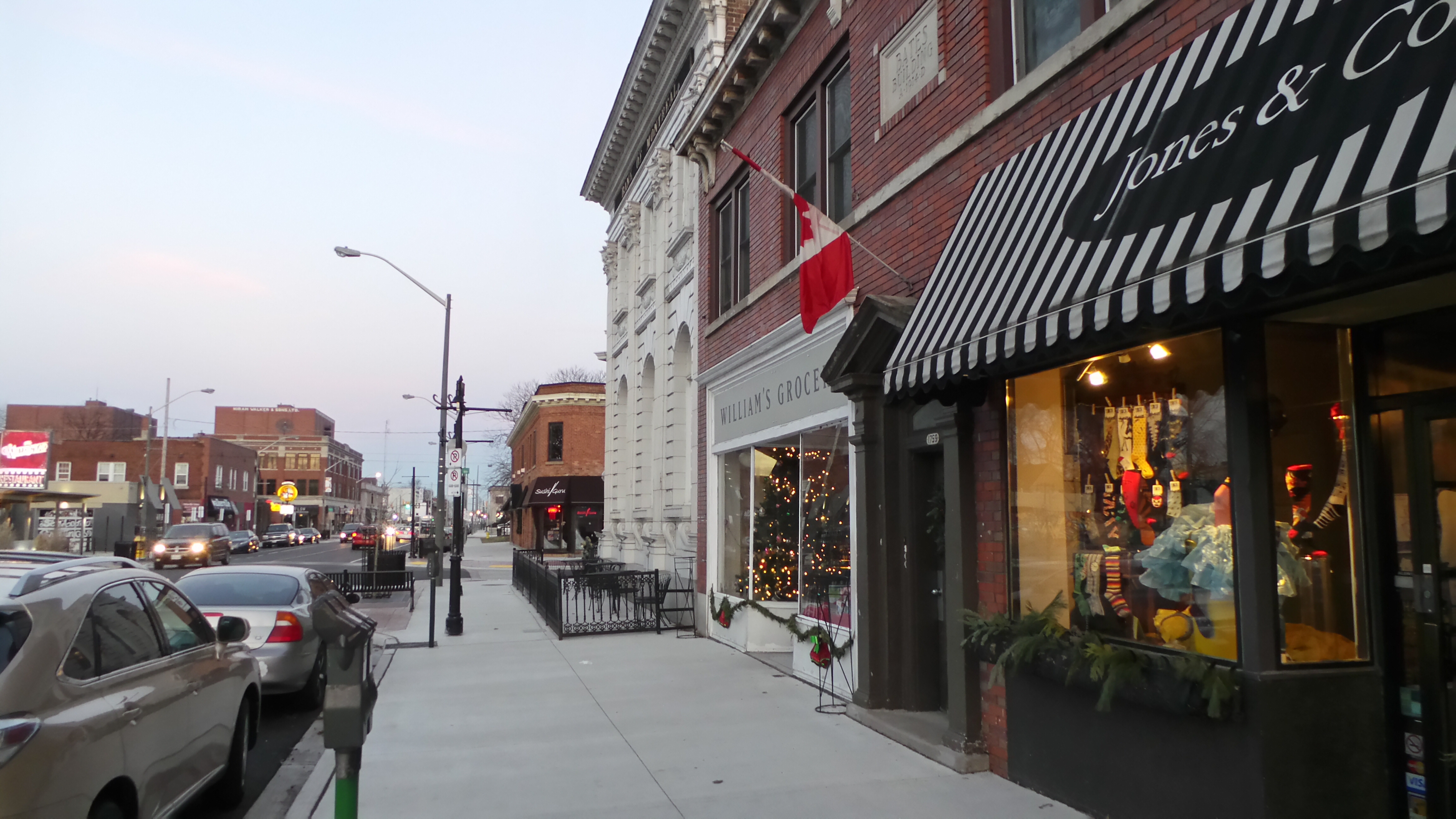 Restaurants Downtown Windsor Ontario