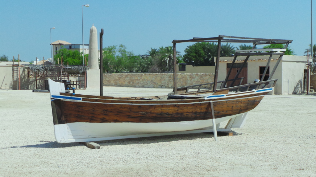 Dhow Arad Fort