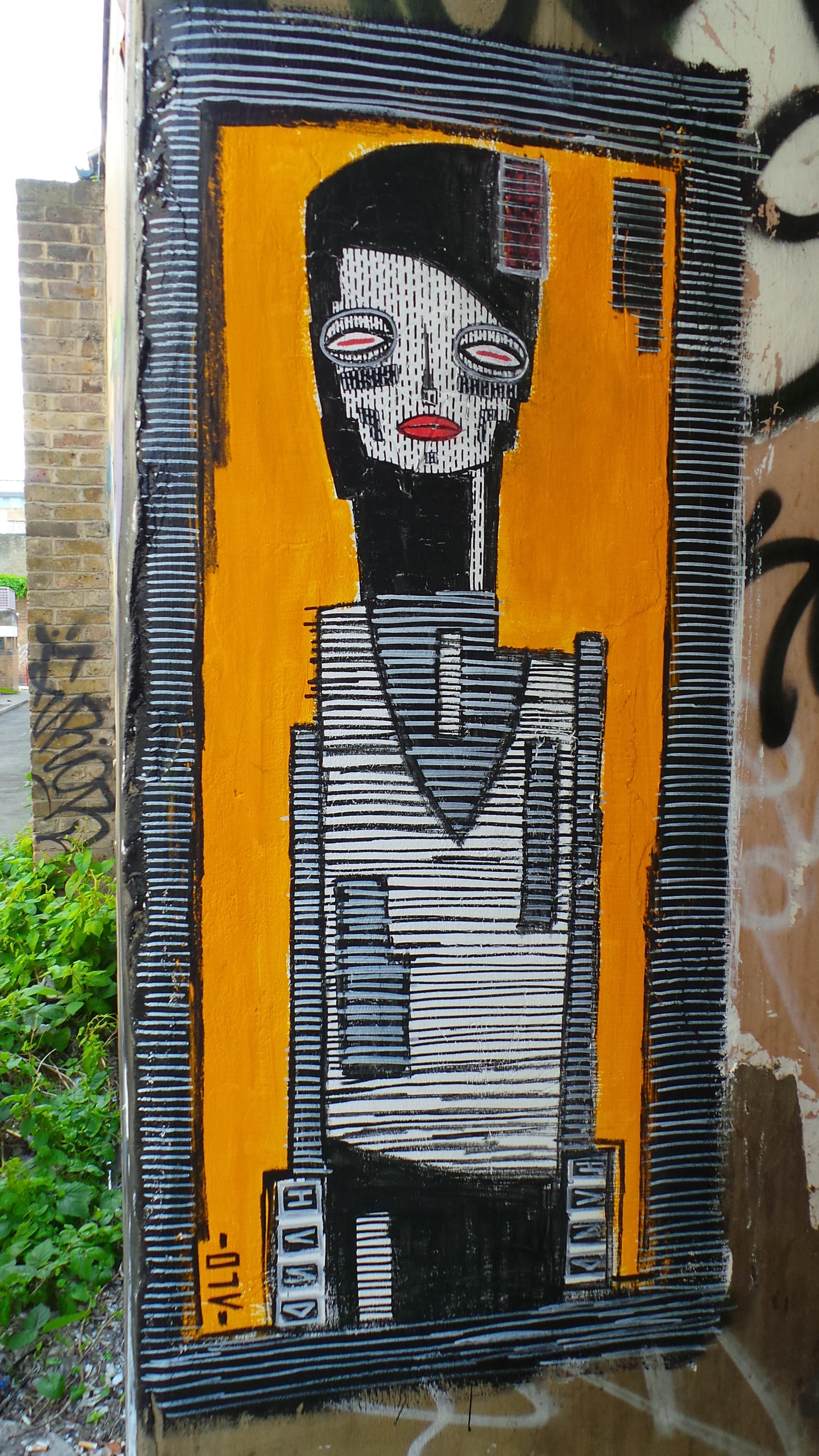 Shoreditch Station: Street Art Photography Workshop, Shoreditch, East London